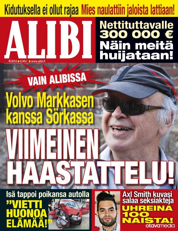 alibi lehti tarjous ja tilaajalahja