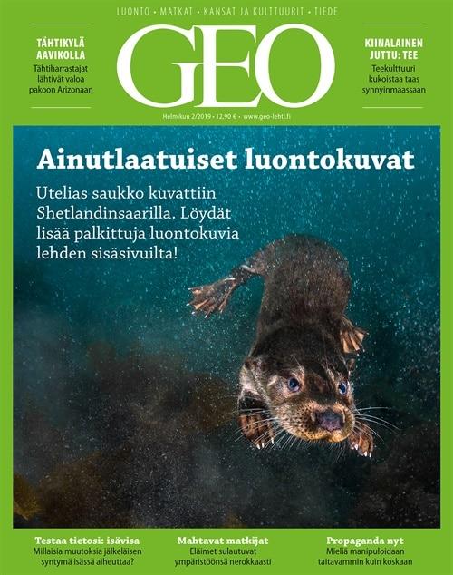 geo lehti tarjous ja tilaajalahja