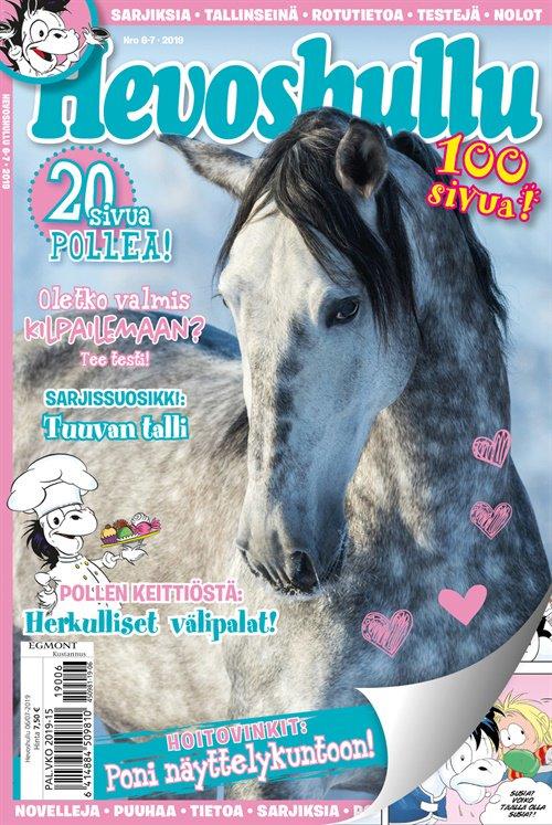 hevoshullu lehti tarjous ja tilaajalahja