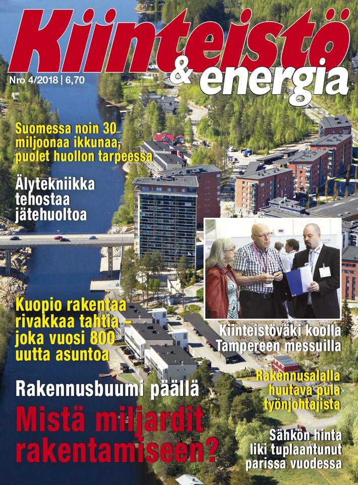 kiinteisto ja energia lehti tarjous ja tilaajalahja