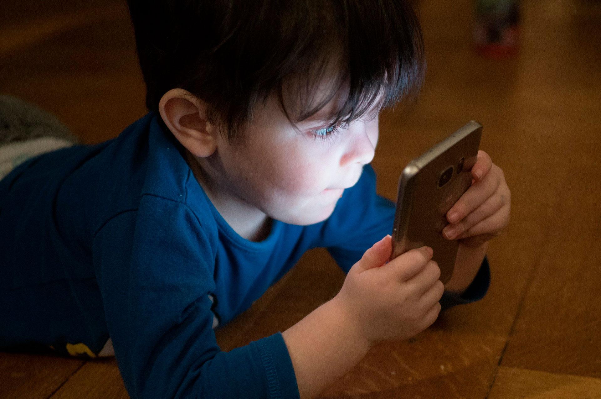 Puhelinliittymä Lapselle