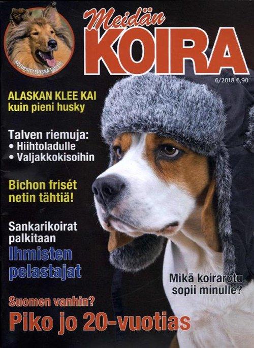 meidän koira -lehti tarjous ja tilaajalahja
