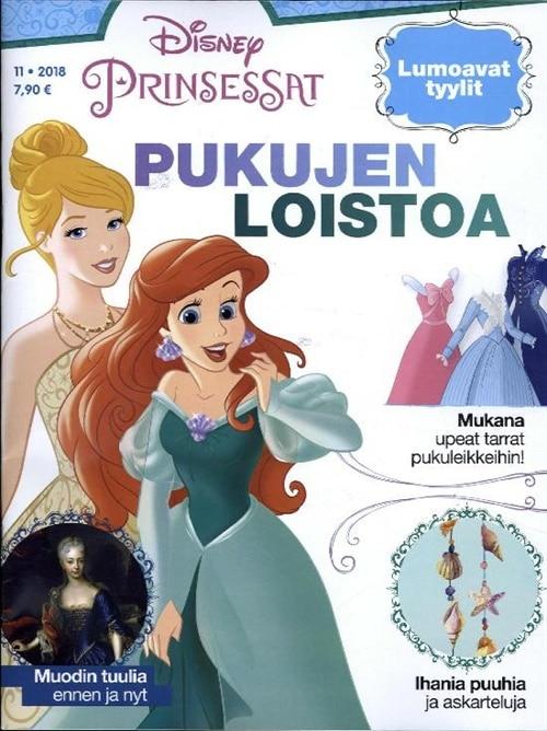 prinsessa -lehti tarjous ja tilaajalahja
