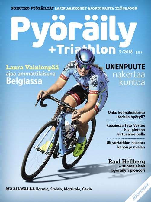 pyöräily+triathlon -lehti tarjous ja tilaajalahja