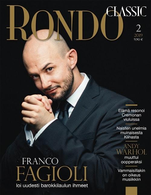 rondo total -lehti tarjous ja tilaajalahja